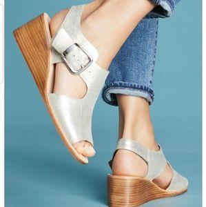 Jeffrey Campbell Jayda Anthropologie Wedge sandals